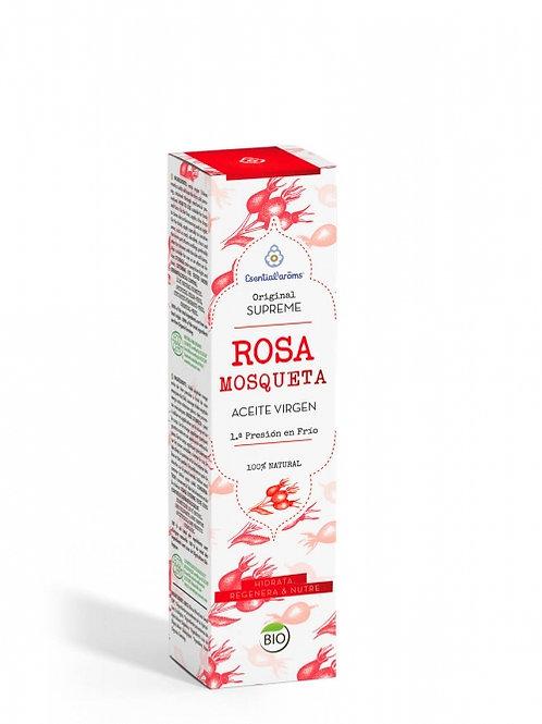 Aceite Vegetal Vírgen  de Rosa Mosqueta de Chile Ecológica 50 ml