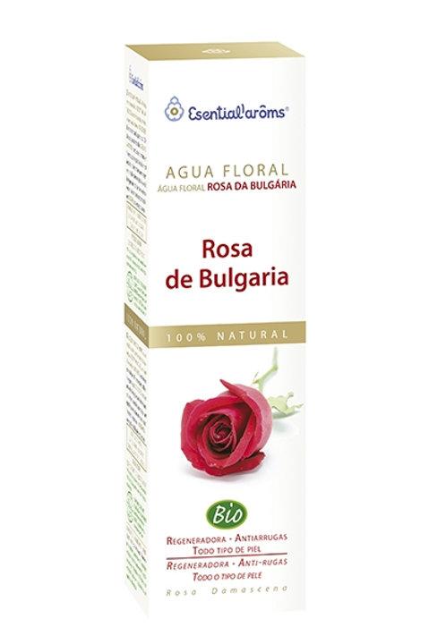 Hidrolato de Rosa 100ml