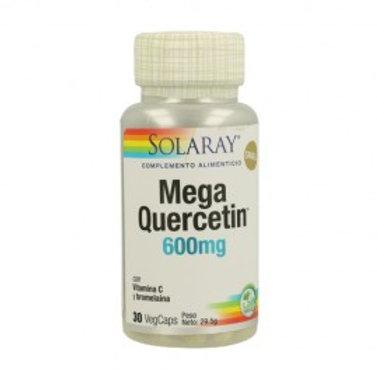 Mega Quercetin 600 mg   30 caps