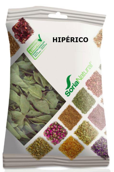 Hipérico en bolsa 50g SORIA NATURAL