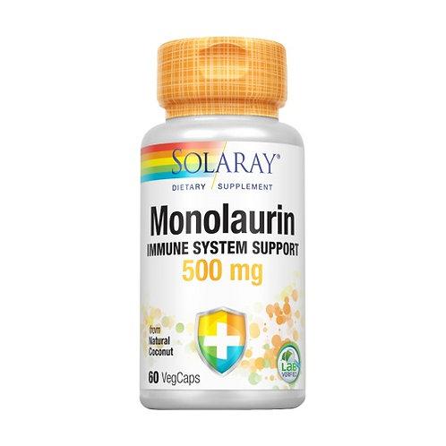 Monolaurin 500 mg 60VegCaps