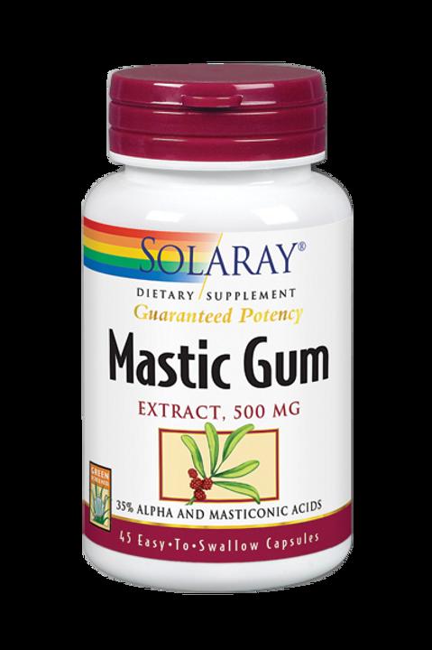 Mastic Gum 500mg 45 VegCaps.