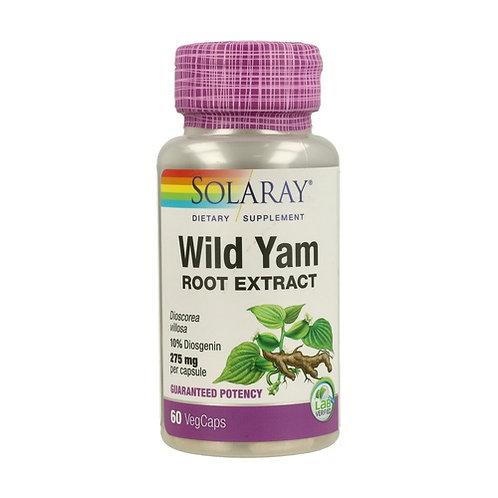 Wild Yam 60 vegcaps