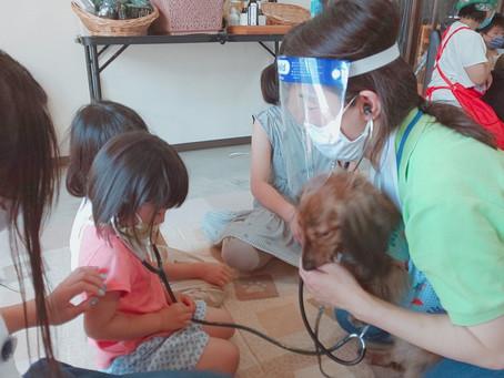 8月5日子ども食堂へふれあい訪問記事がビジネス香川WEB版に掲載されました
