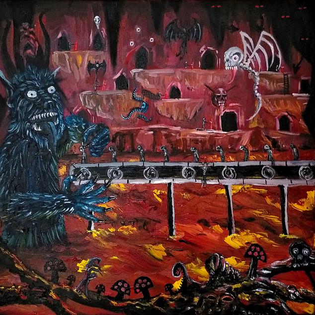 Inferno III: Lake of Fire