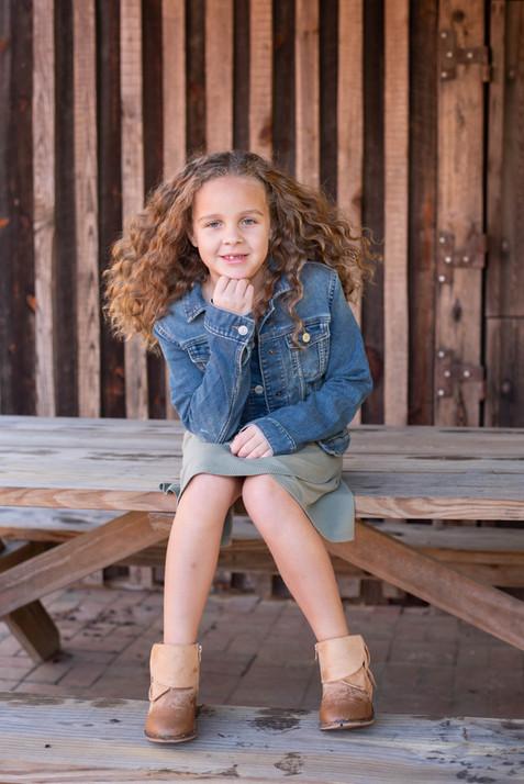 Children's photographer Oak Ridge