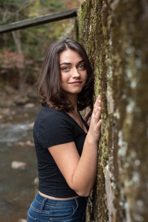 Senior portraits Oak Ridge