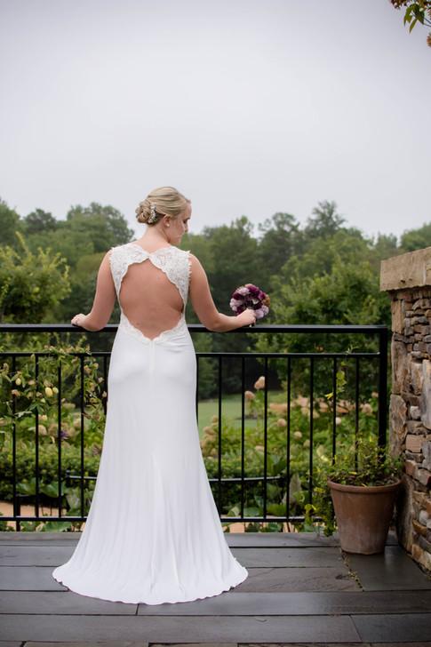 Kernersville Bridal Portrait
