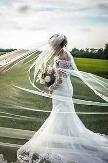 Hold Fast Photography Bridal Portrait Kernersville