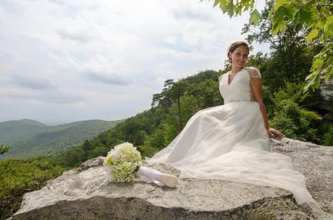 Mt. Airy Wedding photographer