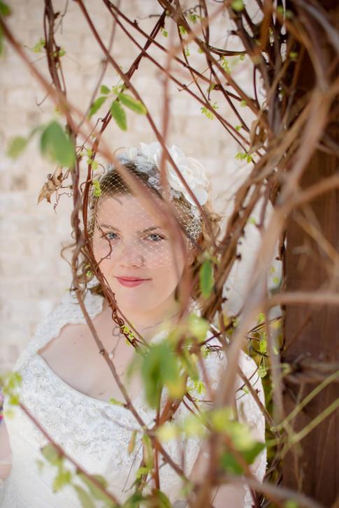 Bridal Portraits Winston-Salem