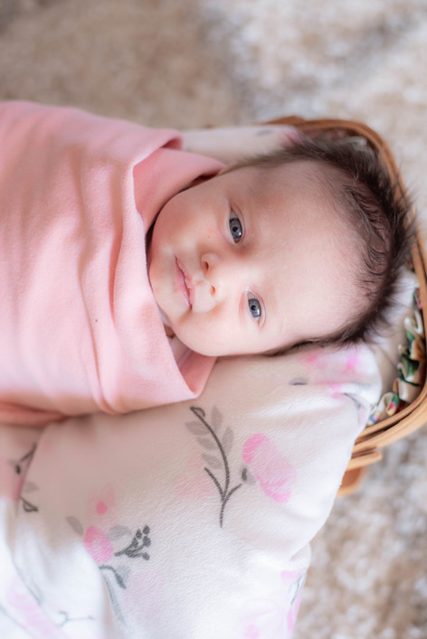 Newborn photographer Kernersville