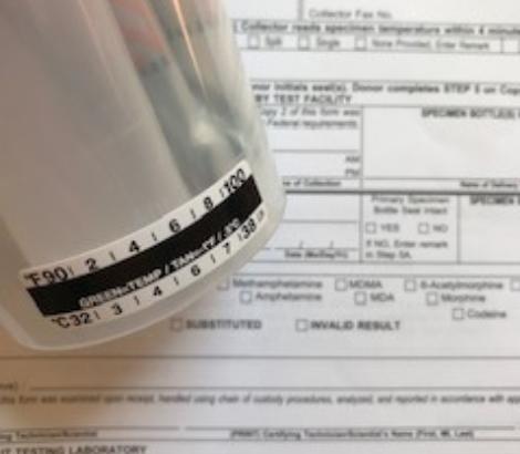 Drug Screening Supplies