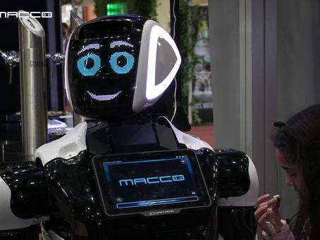 El robot Bibot V4 al servicio de la sanidad