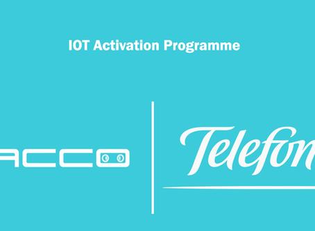 Macco se une a OIT Activation Programme de Telefónica