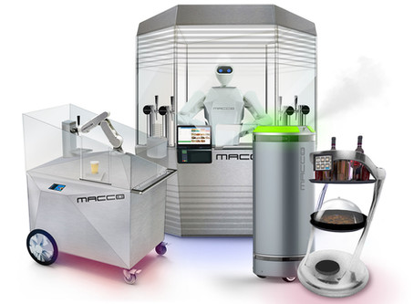 Las 6 P's de la robótica de servicio: valores que los robots pueden ofrecer a las empresas