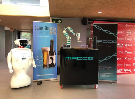 MACCO Robotics presente en los Ftalks 2019