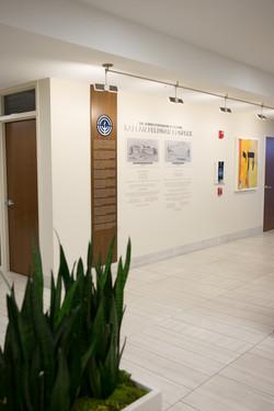 Jewish Federation of St. Louis History Wall