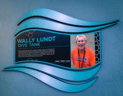 Clayton Dive Tank Memorial