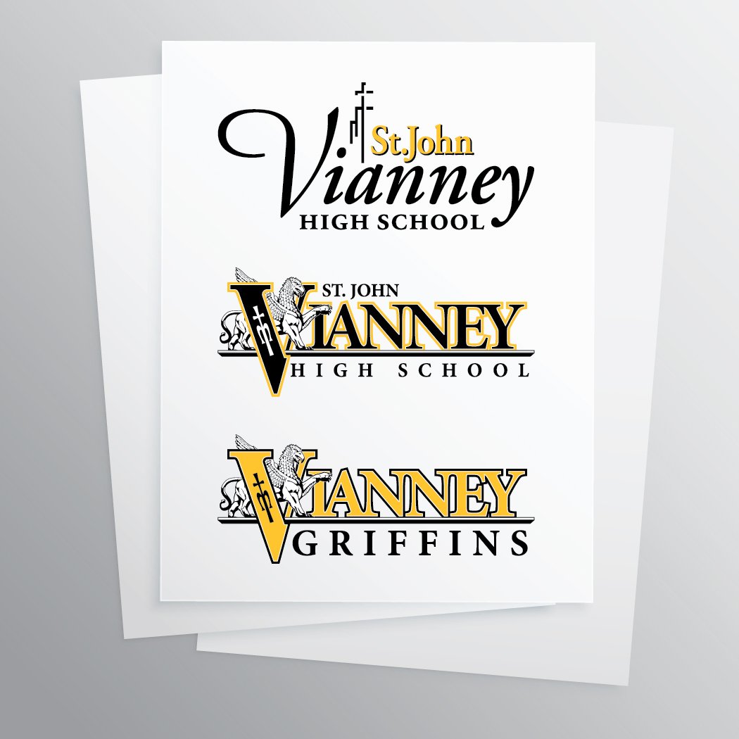 Additional Vianney Logos