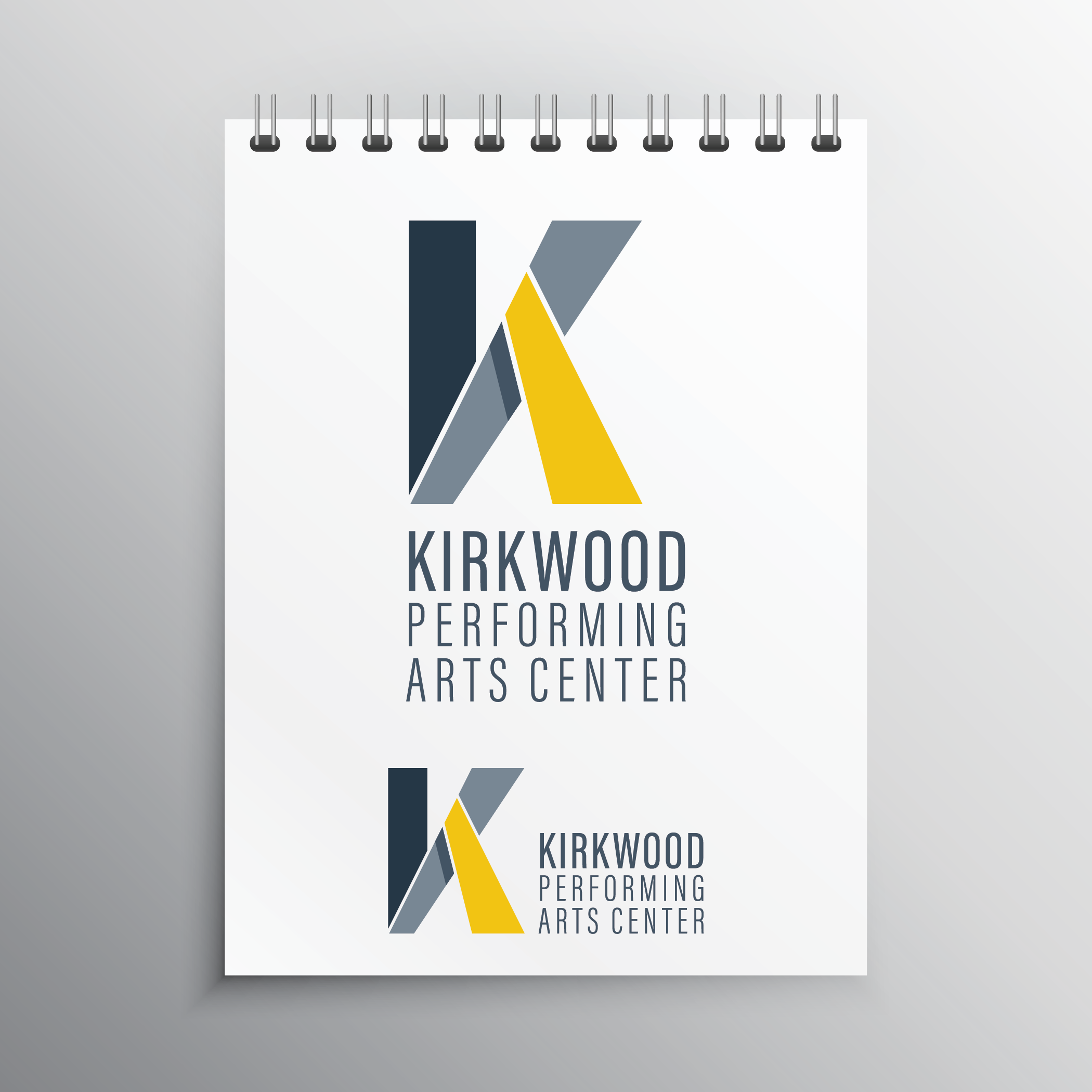 Kirkwood Performing Arts Center Logos
