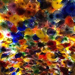Chihuly Display, Bellagio, Las Vegas