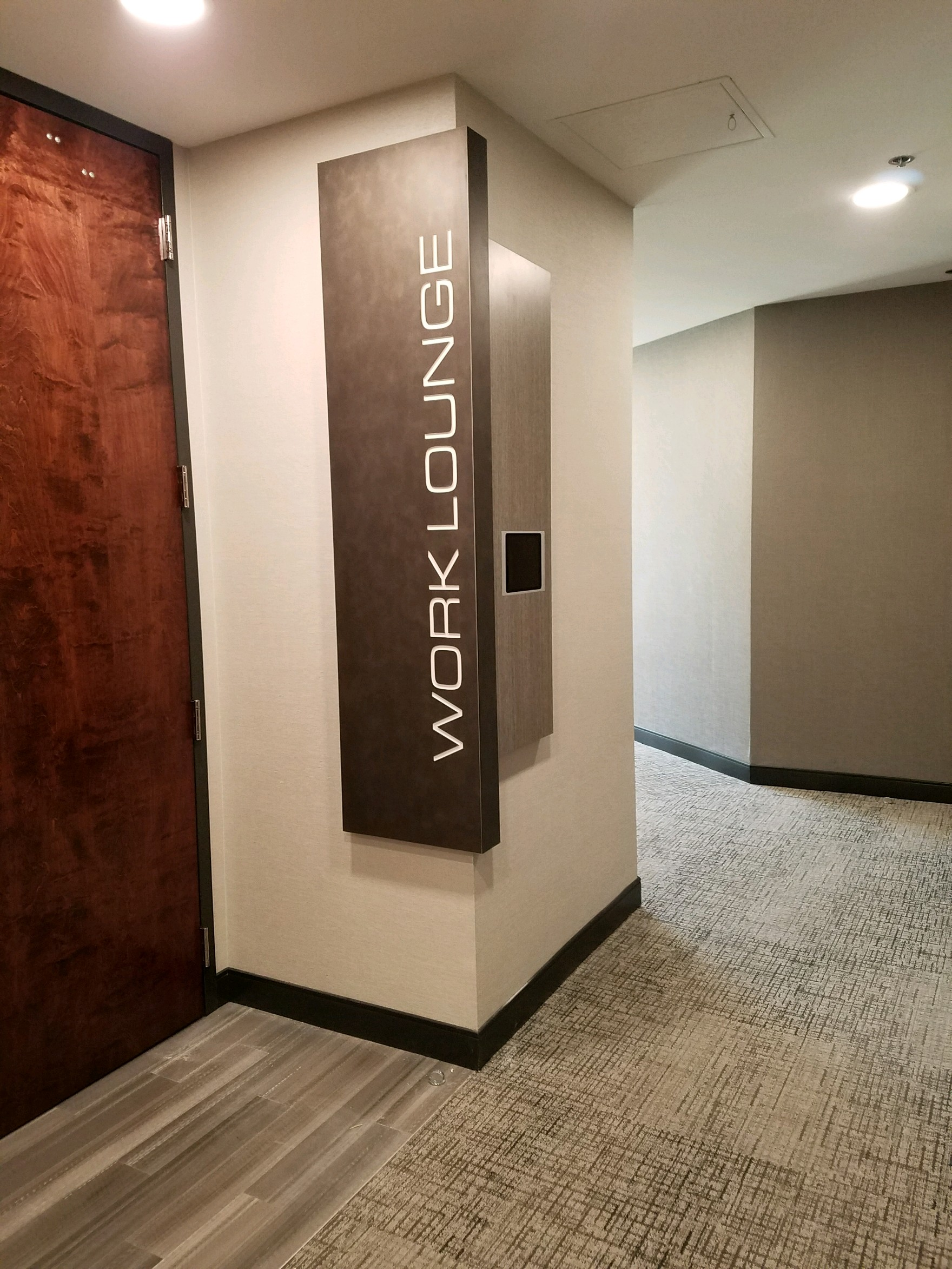Westview Place Work Lounge