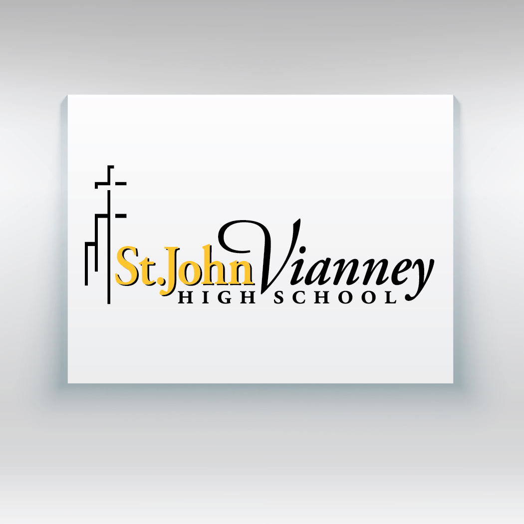 St. John Vianney High School Primary Logo