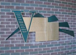 Vianney Donor Wall