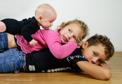 Willo , Éline , Kyle