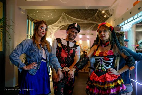 Soirée Halloween Le 7