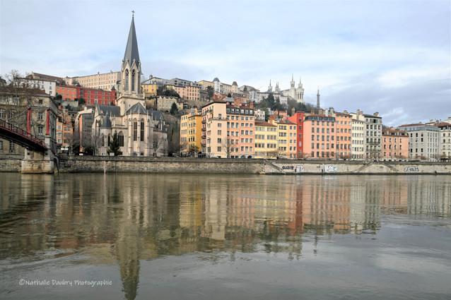 Aux couleurs de Lyon