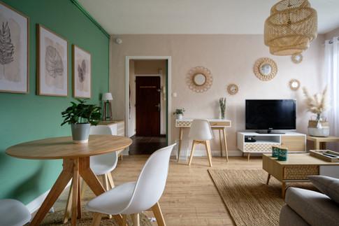 Appartement location meublée