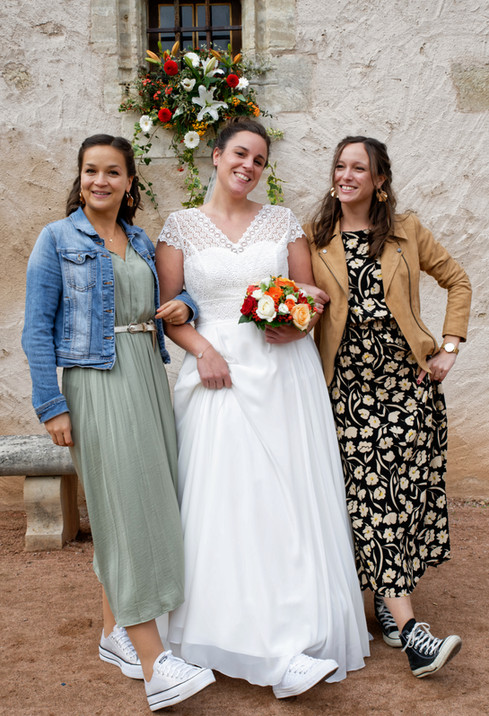 Mariage Amandine et Marine-Alice