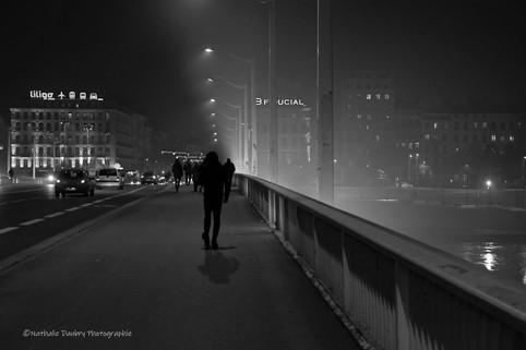 Nuit urbaine / Lyon