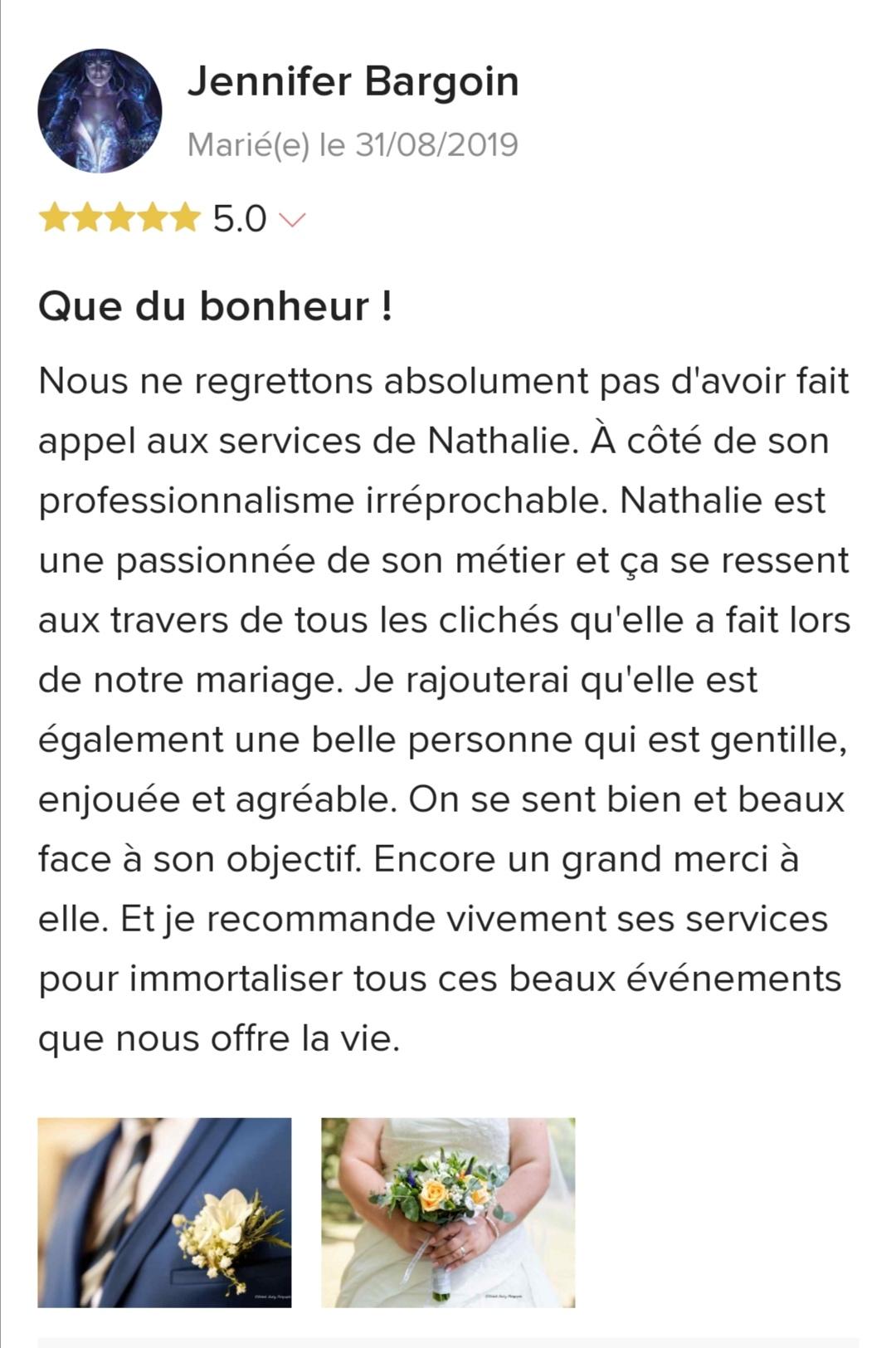 Mariage Jennifer & Jean-Pierre