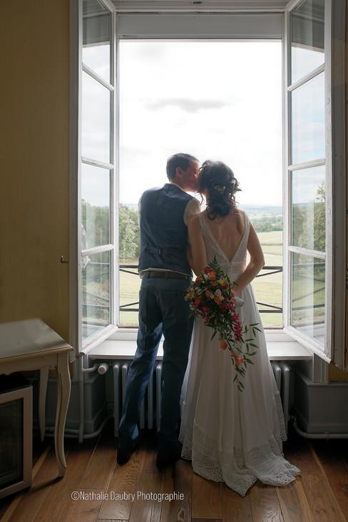 Mariage Florine et David