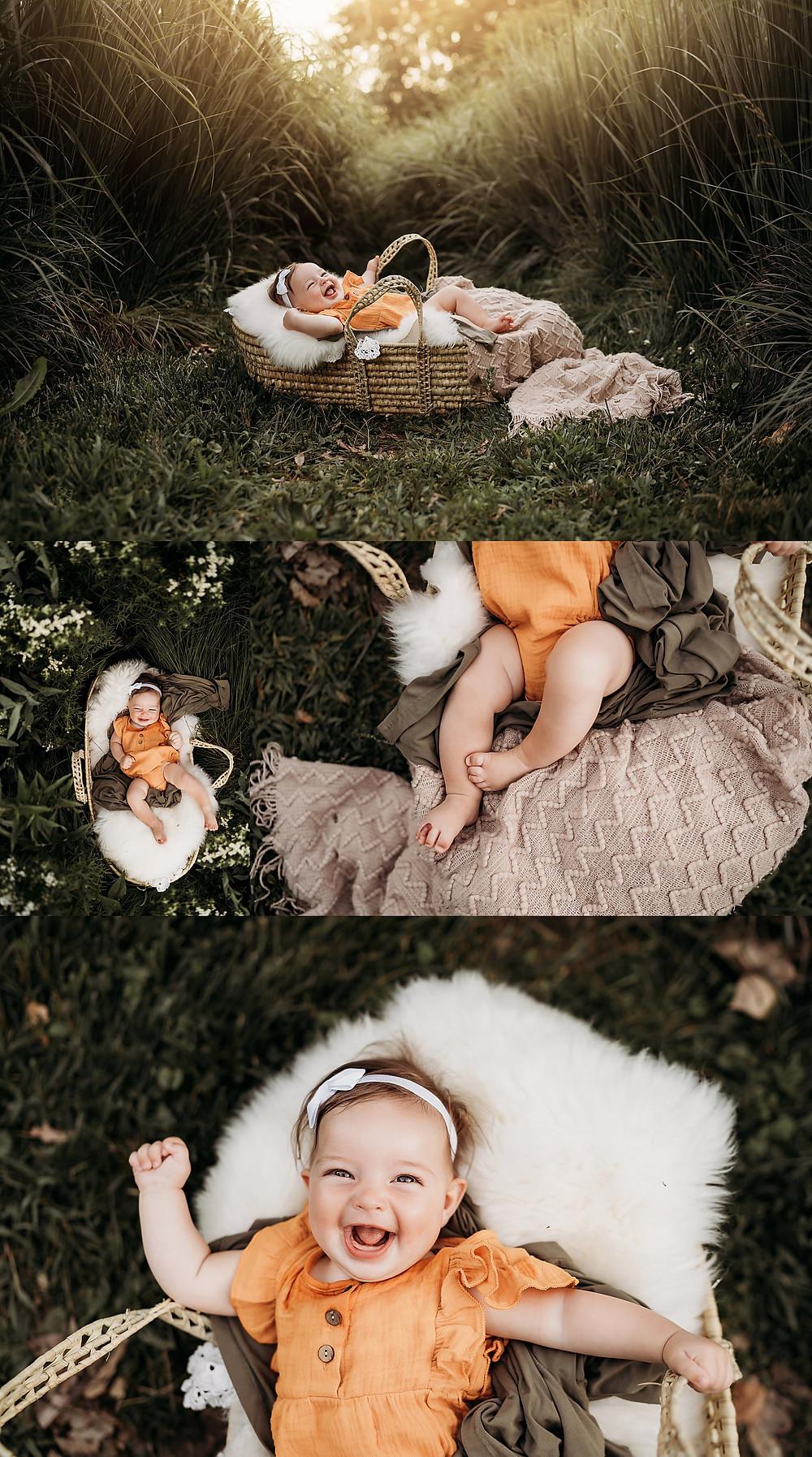 Indianapolis indiana Newborn pregnancy announcement Photographer, Alex Morris Design, dogs