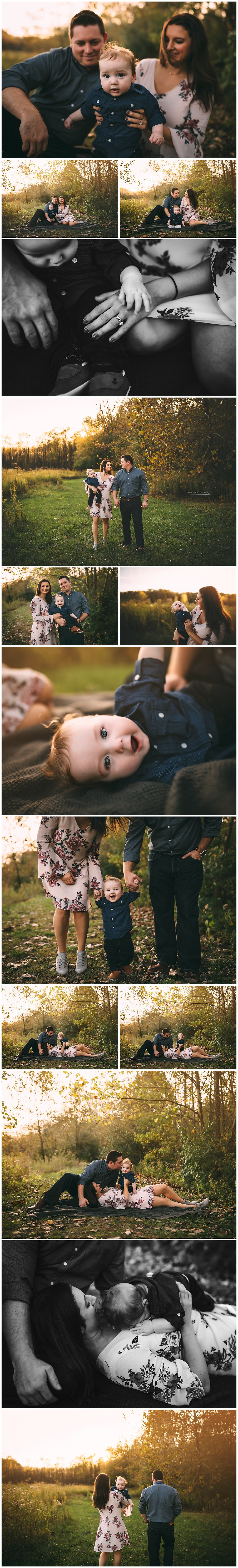 Indianapolis Family Photographer | Alex Morris Design