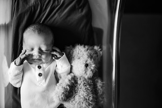 Indianapolis, Indiana | Newborn Photographer | Fresh 48 Hospital Photos