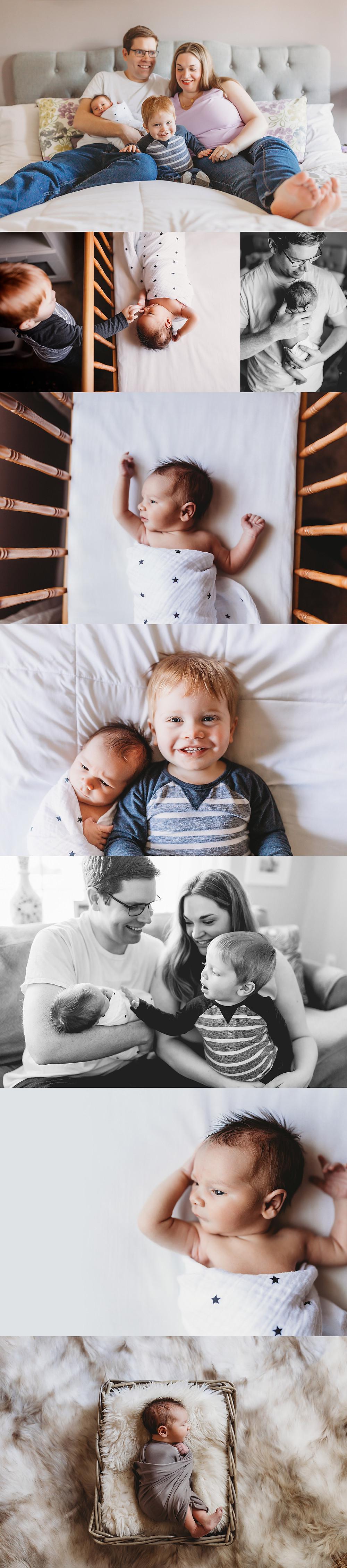 Fishers Indiana Newborn Photographer, Alex Morris Design