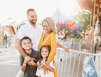 Indianapolis Family Photographer | Indiana State Fair