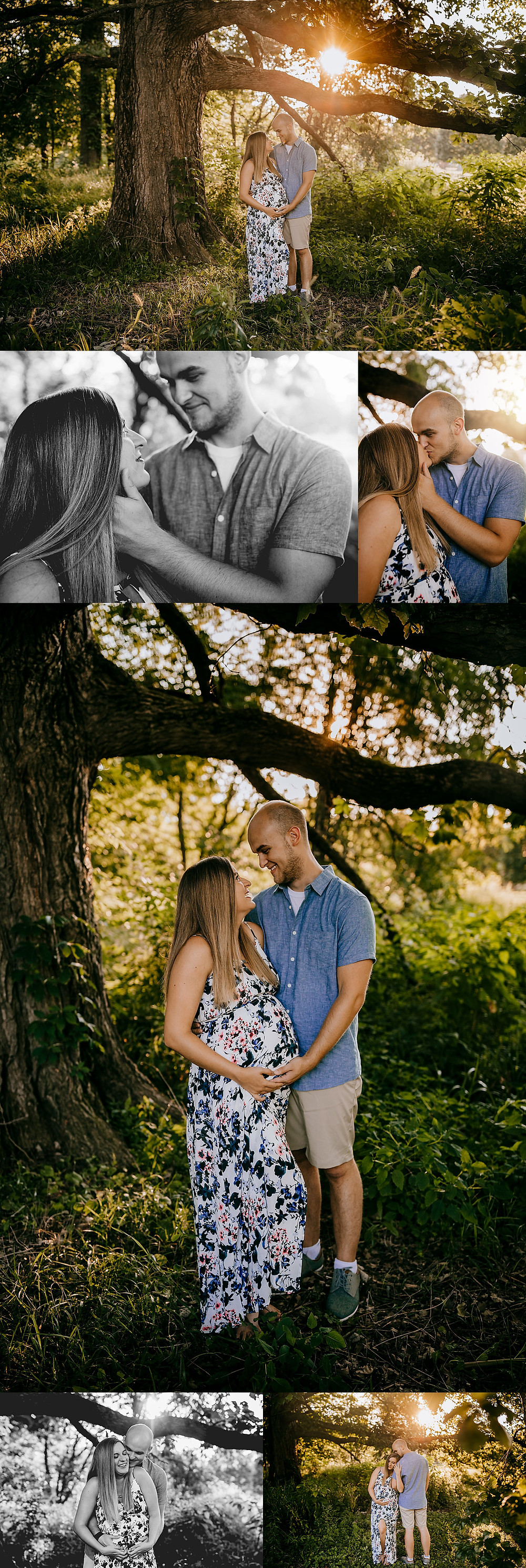 Indianapolis Maternity Photographer | Alex Morris Design | Baby