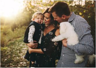 Brittani, Drew, Jace Storen   Indianapolis Family Photographer