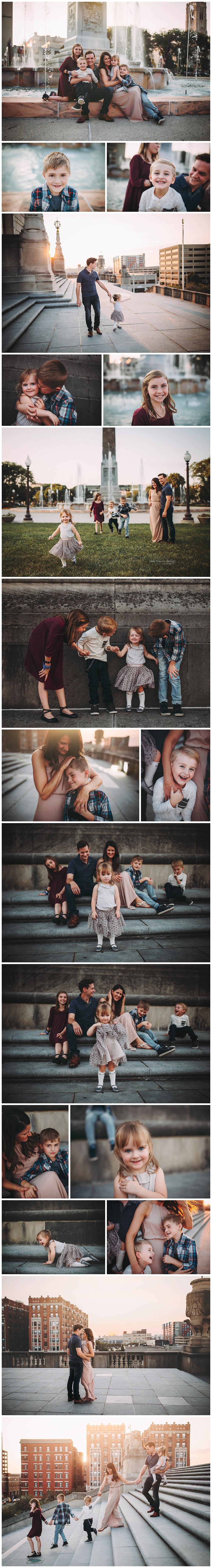 Indianapolis Family Photographer | Alex Morris Design