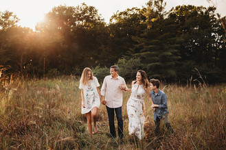 Indianapolis Family Photographer | Indiana Outdoor Session