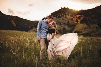 Indianapolis Family Photographer | Colorado Maternity Session