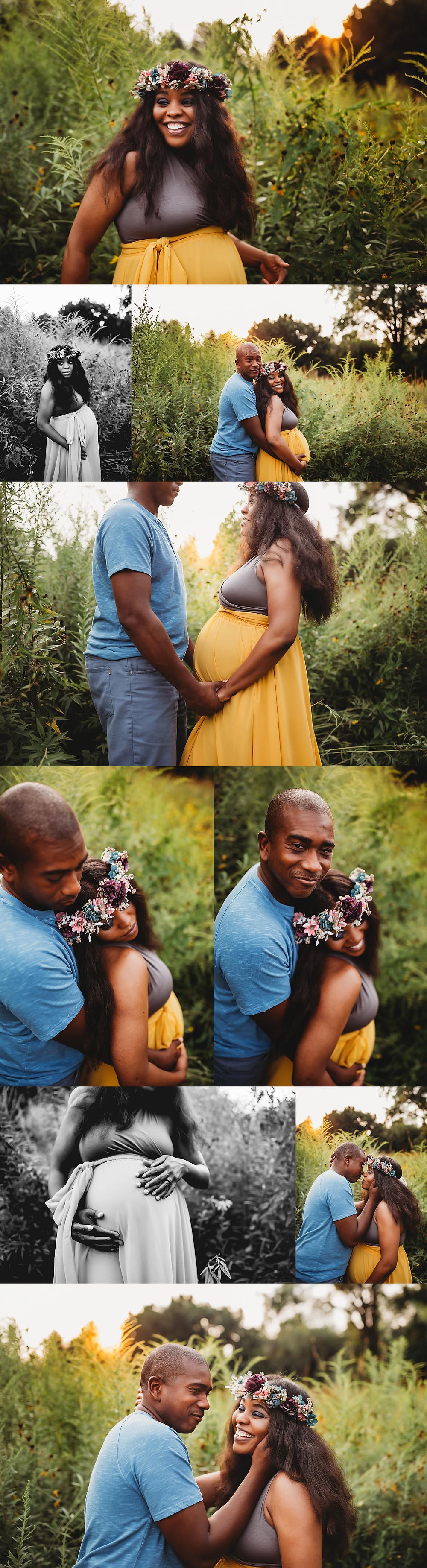 Indianapolis Maternity Photographer | Alex Morris Design | Baby
