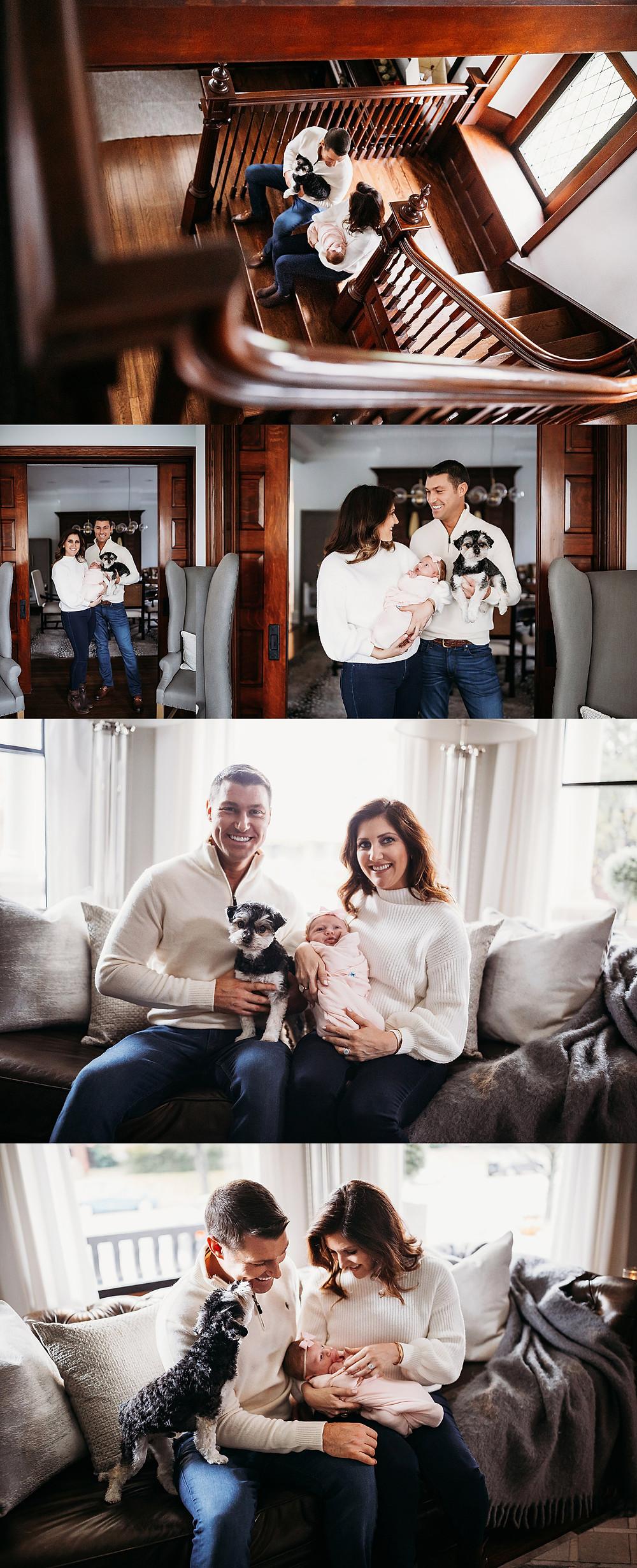Indianapolis Indiana Newborn Lifetsyle Photographer, Alex Morris Design