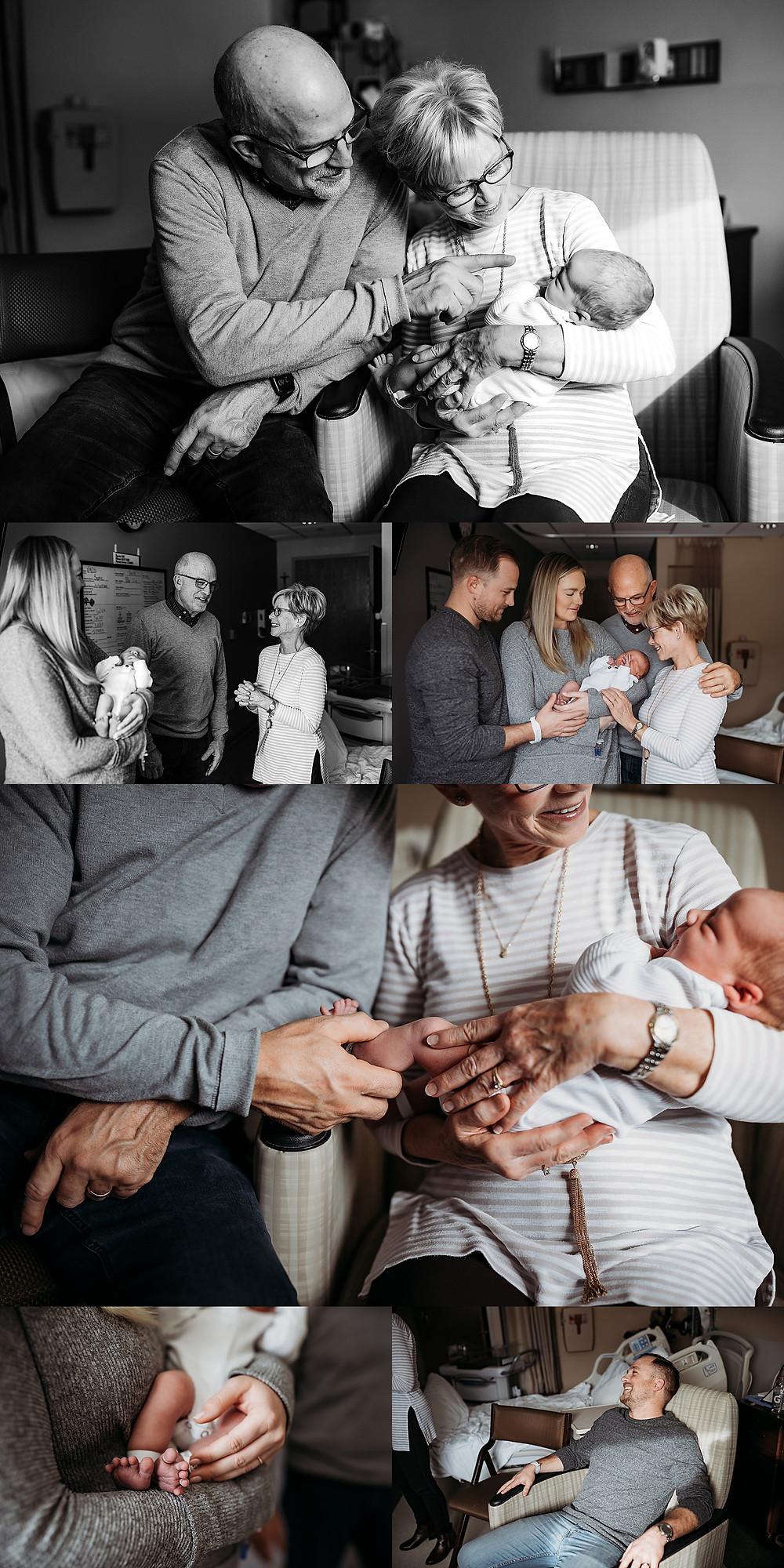 Indianapolis Indiana Newborn Lifestyle Photographer, fresh48 Alex Morris Design